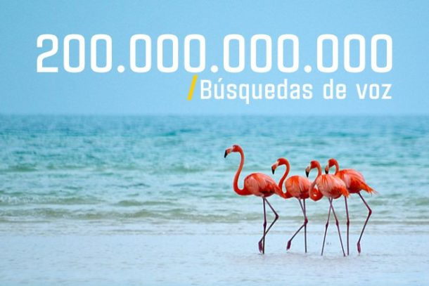 200000Mbusquedasvoz 1 610x407 - El Ranking Zero, los featured snippets y el futuro del SEO | Señor Muñoz