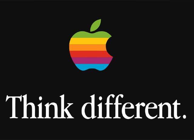 De Apple aprendí: Se diferente