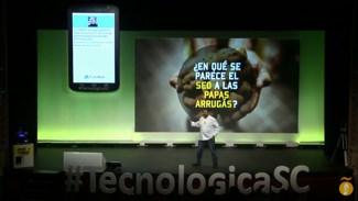 Conferencia SEO en Tenerife