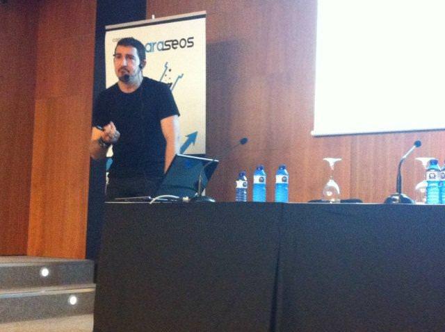 Congreso SEO Alicante: Ricardo Tayar