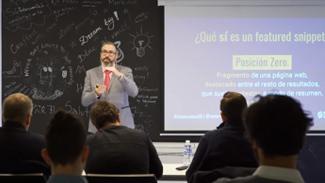 Conferencia SEO en Madrid