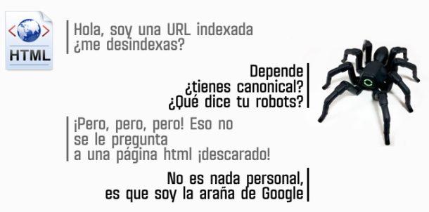 html index robots canonical 610x302 - Canonical y noindex ¿se ponen juntos o no? | Señor Muñoz