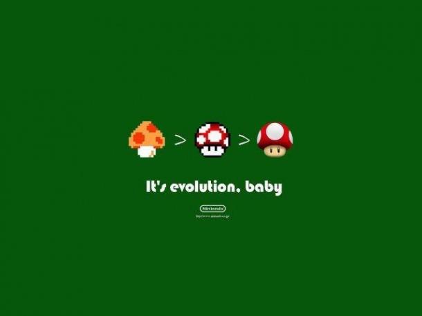 De nintendo aprendí a evolucionar
