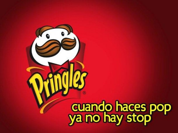De Pringles aprendí a no parar