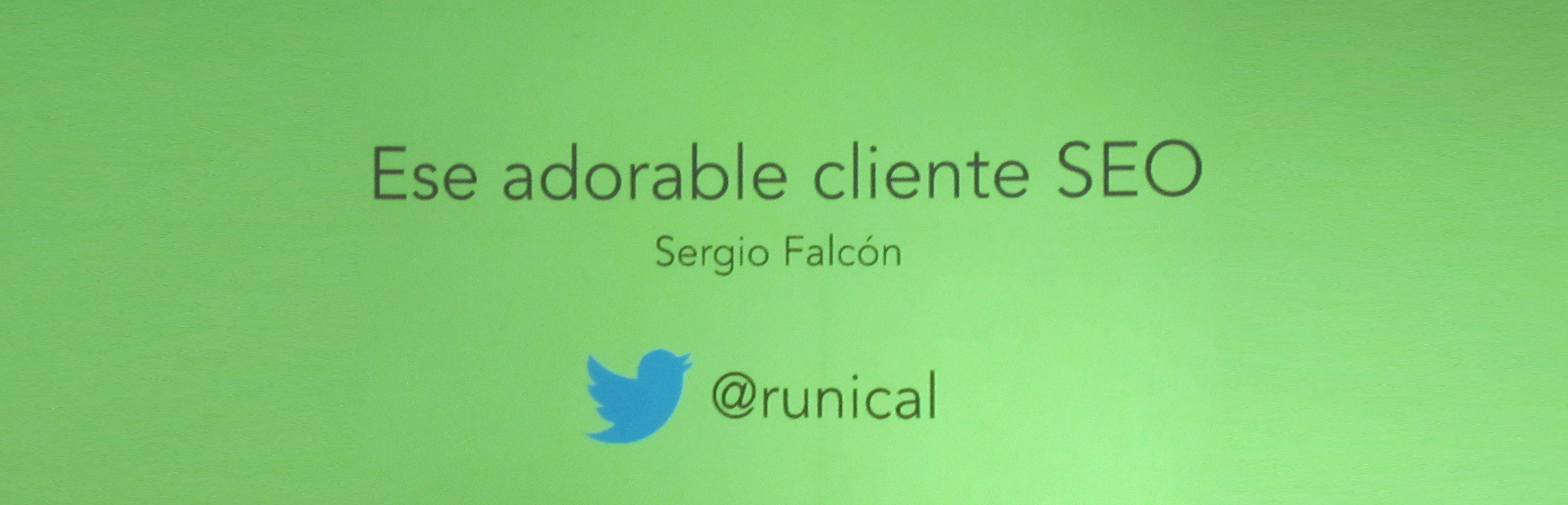 Sergio Falcon